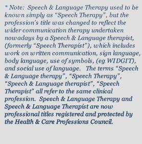 Speech Language Pathologist Resume Sample